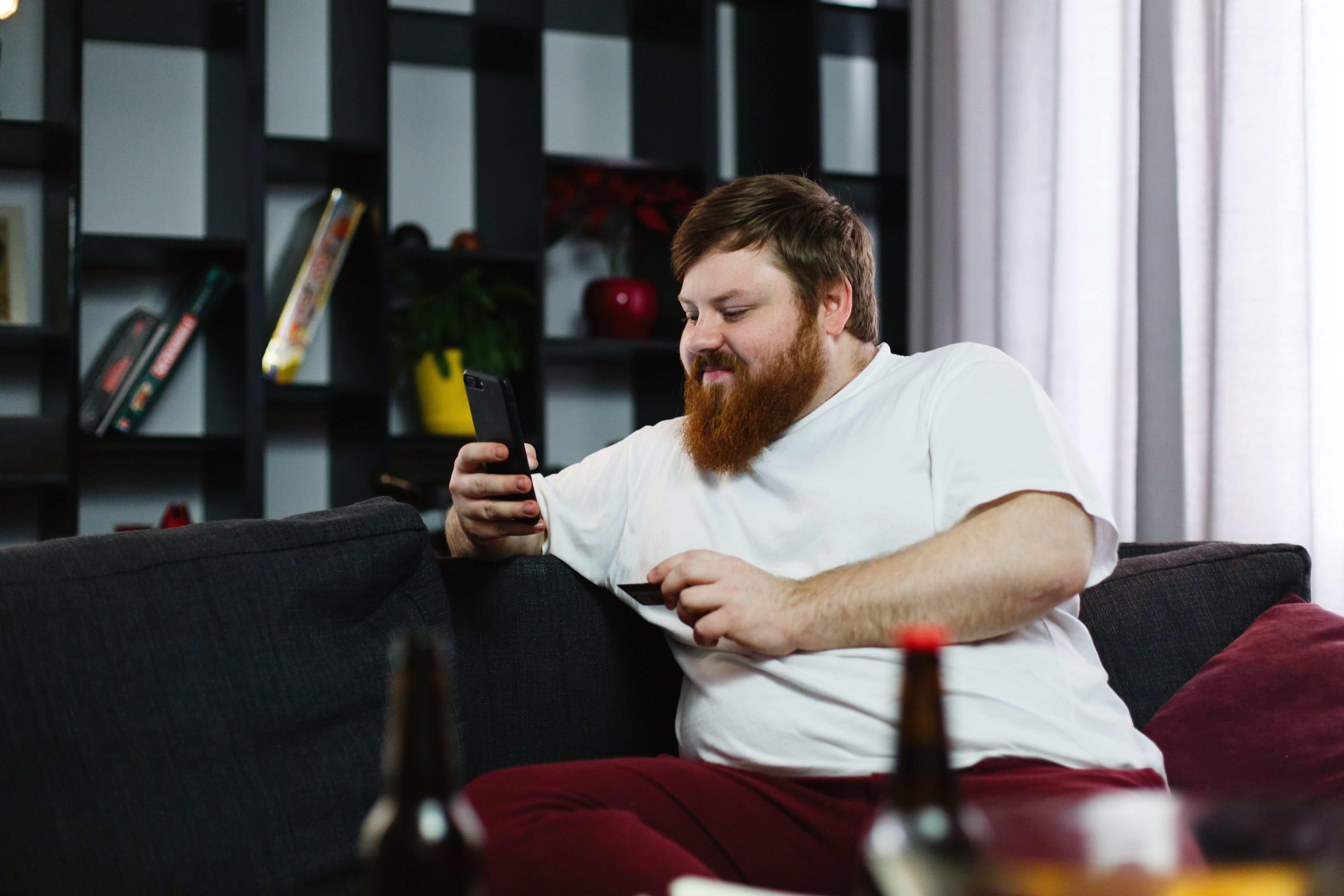 sedentarismo y obesidad