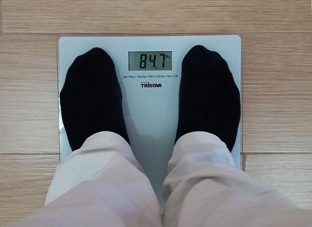 obesidad envejecimiento